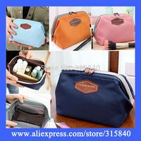 1pc New 2014 Fashion Cosmetic Bags Charming Women Handbag Makeup Organizer Necessaries Storage Bags -- BIB40 PA44 Wholesale