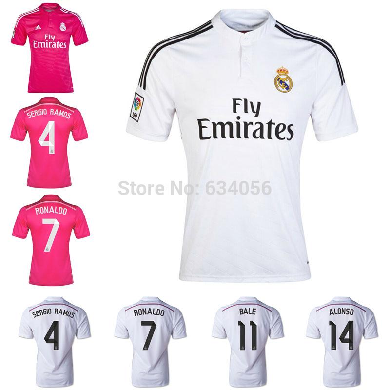 Online Get Cheap Real Madrid Jersey Aliexpress Com