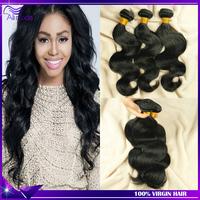 Ali moda hair Peruvian virgin hair body wave 3/4pcs lot Peruvian body wave Cheap human hair 5A unprocessed virgin hair bundles