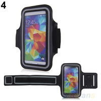 New Gym Sport Running Armband phone Case Cover Pouch for Samsung Galaxy S5 i9600 for sport 01T8