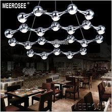 Italian New Design Modern LED Chandelier Light, Modern LED Suspension Hanging Light Fixture for Foyer, Dining Room(China (Mainland))
