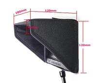 "Detachable Visor sun Hood For 7 Inch Video Screen 7"" 7inch Monitor Kit For Sale FPV Airplane Radio Remote Control Cub Plane"