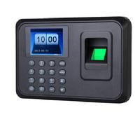 biometric fingerprint punch usb time clock English office attendance recorder timing employee sensor machine reader