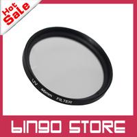 Ultra-Violet Camera UV Filter 46mm Lens Protector for Canon Nikon DSLR Free Shipping