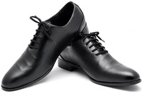 top seling 2014 men leather shoes male wedding shoes flats men business dress shoes white black spring autumn single free shippi