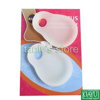 2pcs/set Wholesale & Retail Medical silica gel Toe Spreader thigh bone correction/ bunion big/ hallux valgus/ foot pain