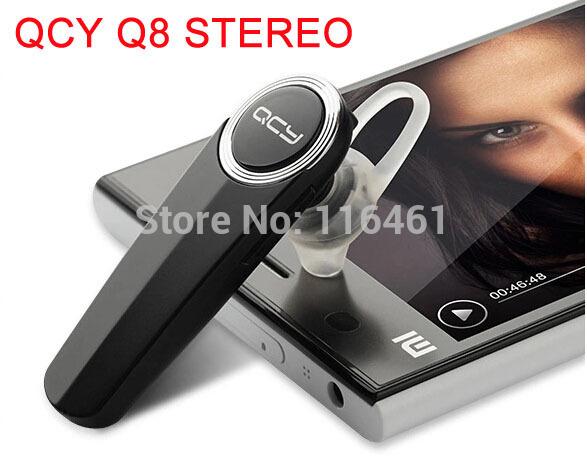 Наушники QCY Q8 Bluetooth 3.0 iPhone 4S 5 5S Samsung S3 S4 2 III