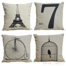 "Fashion Decorative Home Pillow Covers Room Decors Throw Car Cushion Covers 17"" bedding set 00EW(China (Mainla"