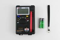 Victor VC921 3 3/4 Pocket Digital Multimeter Mini Tiny Small Free shipping