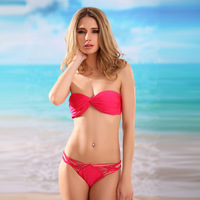 New brand tri-color super sexy bikini swimwear swimsuit free shipping 343
