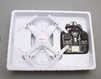 F08584 Syma X5C 2.4G 6 Axis GYRO 2.0MP HD Camera RC Quadcopter RTF 3D RC Helicopter + Free shipping