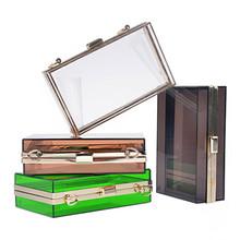 transparent handbag price