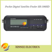 digital satellite finder meter promotion