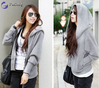 2014 new spring and autumn Korean style women hoodies casual plus size hoodies women free shipping Z3202