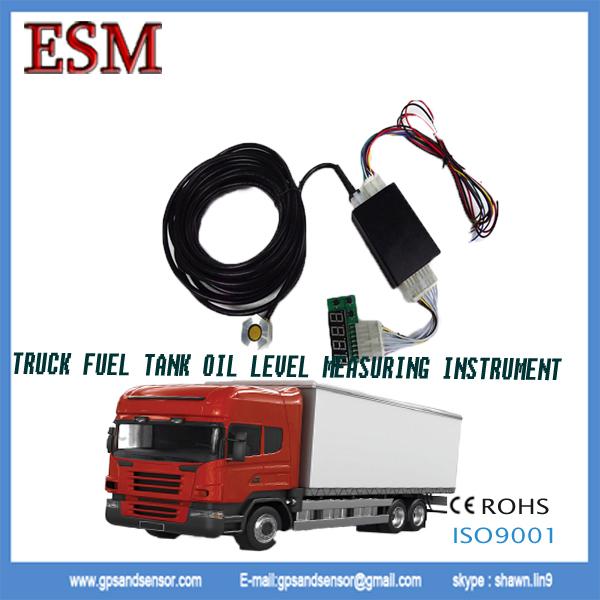 0-6v fuel sensor gps avl tracker(China (Mainland))