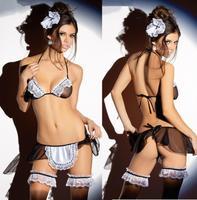 porn Erotic sexy lingerie hot costumes Fantasia Maid Nurse Naughty Sleepwear Underwear pajamas babydoll langerie for women dress