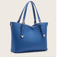 2015 New Fashion Women Leather Handbag Genuine Leather Shoulder Bag Simple Women Messenger Bag Crossbody Bag Vintage Tote Bolsas