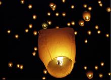 wholesale fire lanterns for sale