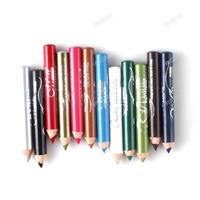 cooldeal A Set of 12 Color Makeup Eyeshadow Eyeliner Pencil Eye Hot