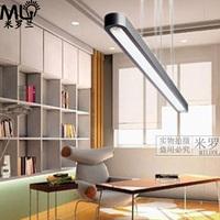 2014 Sale Direct Selling Ccc Ce Lustres Chandeliers 90cm Long Led T5 Aluminum Modern Dinning Room Bedroom Pendant Lamp Light