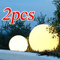 / 20cm + 30cm /lot Free shipping garden landscape lighting pole lamp outdoor led landscape light 2pcs