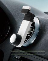 360 Degree Rotating Hands Free Universal Car Air Vent Phone Holder Mount Cradle for Moto Smartphones
