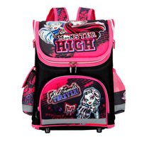 New 2014 Kids Backpack Monster High Girls WINX Princess Sofia the First Bag Children School Bags Schoolbag Satchel Waterproof
