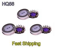 Fast Free Shipping  3 pcs Replacement Shaver Head for Philips HQ55 HQ56 HQ4+ HQ3 6695 6879 6990/HQ6695/HQ48  Razor Blade Head