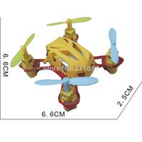 New Version WLtoys V282 Mini RC UFO Quadcopter Mini Transmitter Compatible For V272  Controller Mode2