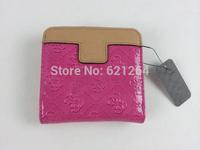 2014 fashion carteira women card holder clutch