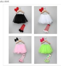 Newborn Tutu Skirt Wholesale Girls Pettiskirt For Infants Tutu Skirt Girls Baby Skirt Free Shipping(China (Mainland))