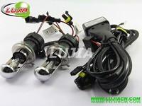 Free shipping  55W HID Xenon kit  H7 hi lo ,9004/9007 h/l, H13 hi lo HID xenon lamp color 4300k,6000k,8000k,10000k,12000k