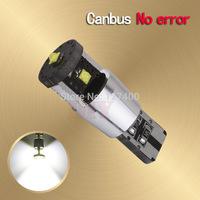 2pcs 15W Cree LED NEW Canbus cree led,501 led high power,168 canbus car light cree led T10 W5W 194/501 canbus car light source