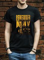 Breaking Bad Los Pollos Hermanos Walter White Remember My Name Cool Shirt Casual Man & Women T-shirt Newest Tshirt
