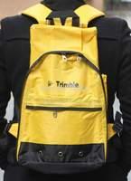 Brand New Yellow Trimble GPS Protective Bag GPS Double Shoulder Bag for Trimble Topcon Sokkia GNSS RTK Receiver Free shipping
