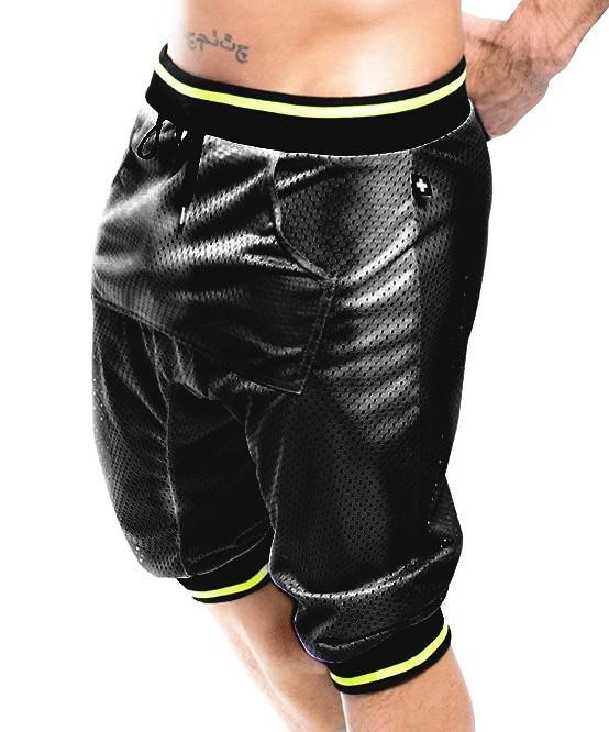 1pcs mens sexy underwear running sports shorts boxer gym gay wear basketball Dance Jogging Slacks Hip Hop Baggy Harem Sweatpants(China (Mainland))