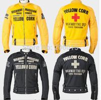 Yellow corn 2013 bb-3109 3 d racing motorcycles knight riding jacket Drop breathable mesh cloth