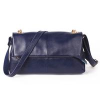 new 2014 100% genuine leather bags women messenger bag women leather handbags women shoulder bags small vintage crossbody bag