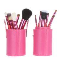 2014 Latest 12 pcs Professional Makeup Brush ,Makeup Brushes Set  &Tool With Leopard Print Luxurious Bag