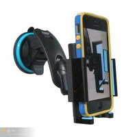 New Arrial Universal Mobile Phone Windshiled Stand Car Mount Holder for Samsung Note 2 3 S4 S5 MP4 Cell Phone Holder