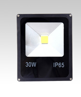 LED flood light 10W 20W 30W 50W 100W 85-265V 12v 24v High Power Landscape Lighting waterproof LED Floodlight Outdoor Black paint