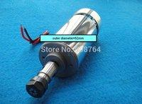 cnc spindle 300w Spindle motor air-cooling 300w spindle DC motor Engraving Machine ER11 collets E240 EN613#