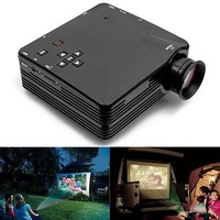 PROJECTOR ! Home Cinema Theater Multimedia LED LCD Projector HD 1080P PC AV  VGA USB HDMI