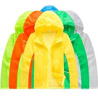 Men Women Casual Summer UV Protection Jacket 2014 New Outdoors Waterproof Quick Dry Sportswear Jackets Fashion Skin  ZX47