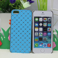 CN 1pcs Starry Diamond Bling Shining Stars Hard Case Cover for Apple iPhone 5 5S ,pt0401