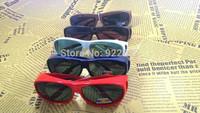 Hot  Fit Over Eyeglasses Polarized WrapAround Glasses Sunglasses Goggle-vu 400 Unisex Over Glasses Sunglasses #M3009