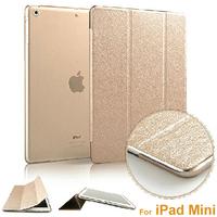 Luxury Ultra Slim Magnetic Smart Flip Stand PU Leather Cover Case For Apple iPad Mini 1 2 Retina Display Wake Up/Sleep Function