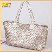 Women Messenger Bags Handmade Weaving Summer Beach Handbags Women Famous Brands Travel Bag