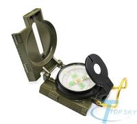 Survival Compass Portable Multifunction Folding Lens Compass Military Army Geology Compass Bussola kompas brujula boussole
