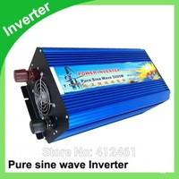 Hot Sell. High Efficiency 3000W DC12V/24V/48V Pure Sine Wave Inverter, Off Grid Tie Inverter, Solar Power Inverter
